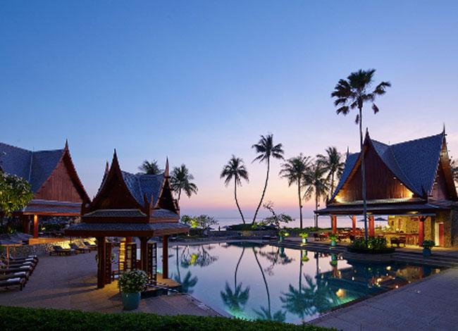 セレブ御用達の滞在型スパ、タイの「チバソム」で行われているのも池ね医算